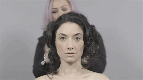 100 years hairstyle images see 100 years of makeup and hair styles in one minute