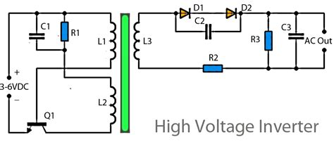 high voltage transistor circuit dc cdi schematic get free image about wiring diagram