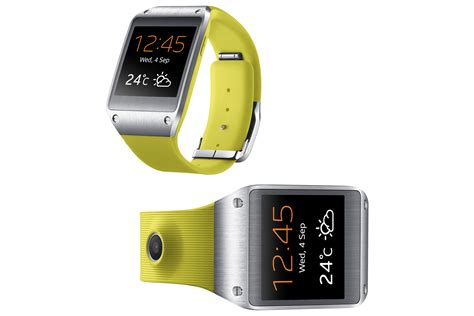 samsung galaxy gear smartwatch weather update android smartwatches best of 2013 ed times the youth blog
