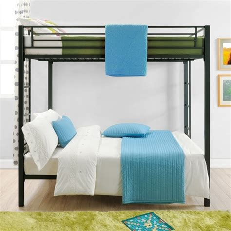 Sturdy Metal Bunk Beds Size Sturdy Black Metal Bunk Bed