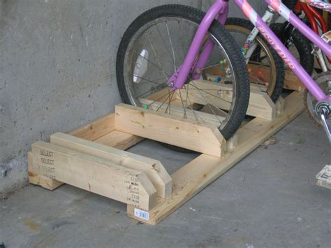 Simple Bike Rack by Basic Bike Rack