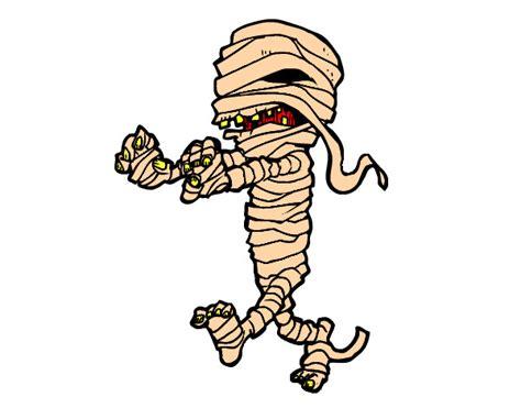 imagenes momias halloween dibujo de momia egipcia imagui