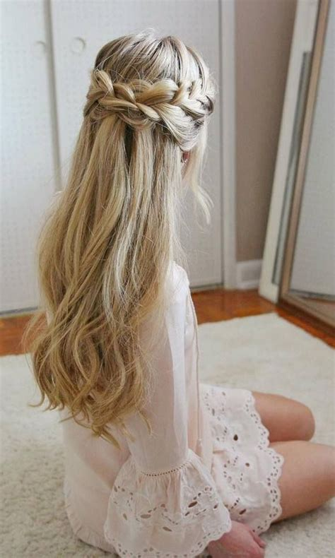 Wedding Evening Hairstyles by Best 25 Hair Wedding Ideas On Prom