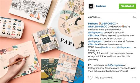 Instagram Giveaway Exles - 5 ways to use social media for your brand popular chips dailies