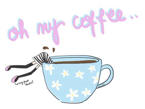 doodle dinda take a look by dinda puspitasari oh my coffee