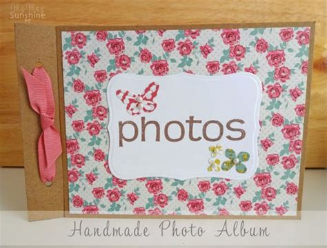 How To Make Handmade Photo Albums - handmade photo album my may