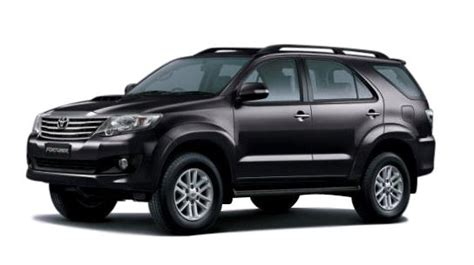 Fortuner Ad1501b Black Blue toyota fortuner diesel 3 0l 4x4 manual price specs review pics mileage in india