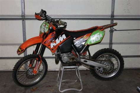 Ktm 105 Sx For Sale 2006 Ktm 105 Sx For Sale On 2040motos