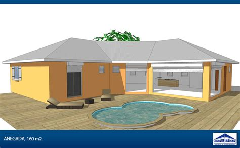 Maison En Bois Guadeloupe 4683 by Constructeur De Maison En Bois Guadeloupe Ventana