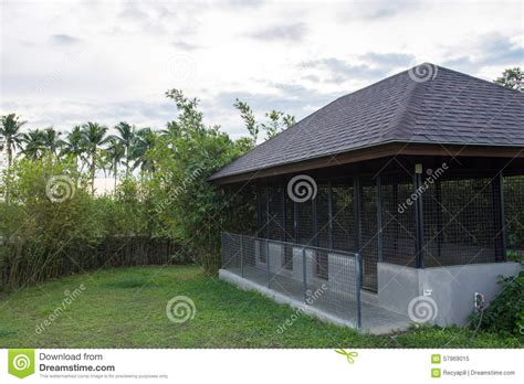 Dog House Stock Photo Image 57969015