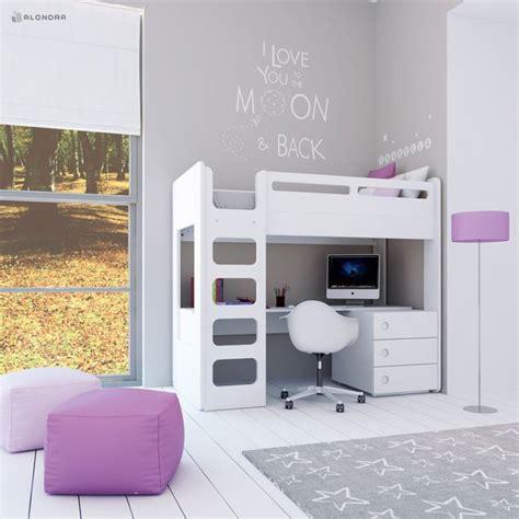 habitaciones juveniles con escritorio 17 mejores ideas sobre literas para ni 241 as en