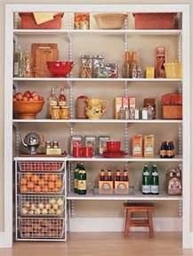 Ideas For Kitchen Organization by 31 Kitchen Pantry Organization Ideas Storage Solutions
