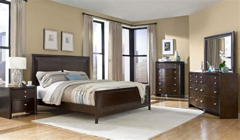 Espresso King Size Bedroom Set by Modern 1pc Espresso Finish King Size Bed Bedroom Furniture