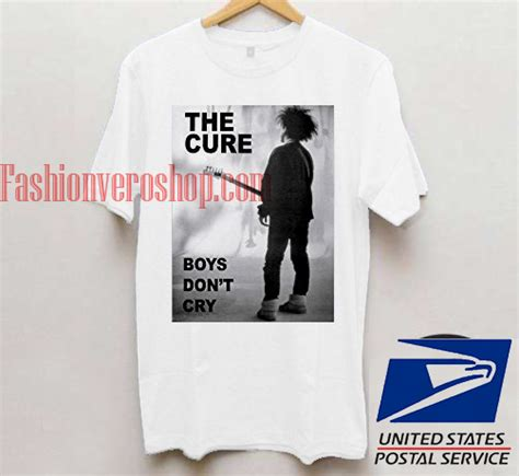 The Cure Boys Dont Cry Shirt the cure boys don t cry unisex t shirt