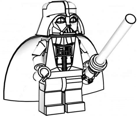 lego wars coloring pages pdf darth vader clip cliparts co