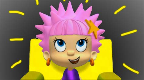 hairstyle  gil  molly bubble guppies good hair day part  nick jr youtube