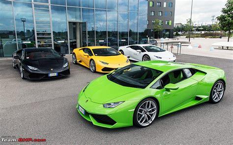Lamborghini Yellow Price In India Lamborghini Hurac 225 N In India Team Bhp