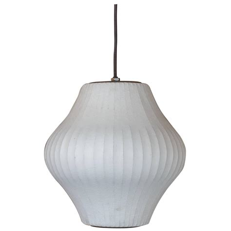 Nelson Pendant Light Pear Pendant Light By George Nelson At 1stdibs