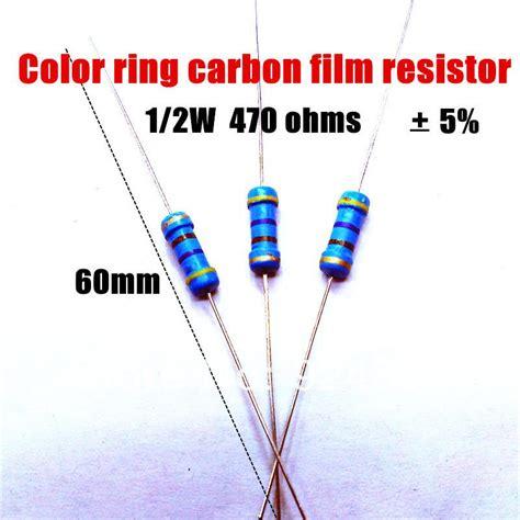 Dale Metal Flameproof Resistor 470r 470 Ohms 0 47k 2w 5 resistor de 470 ohm 28 images f alpha net 470 ohm resistor diy micro 1s low voltage warning