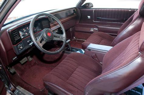 Monte Carlo Interior by 1988 Chevrolet Monte Carlo Ss 2 Door Hardtop 130793