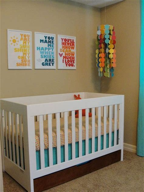 Baby Crib Colors 12 gender neutral baby nursery ideas babble