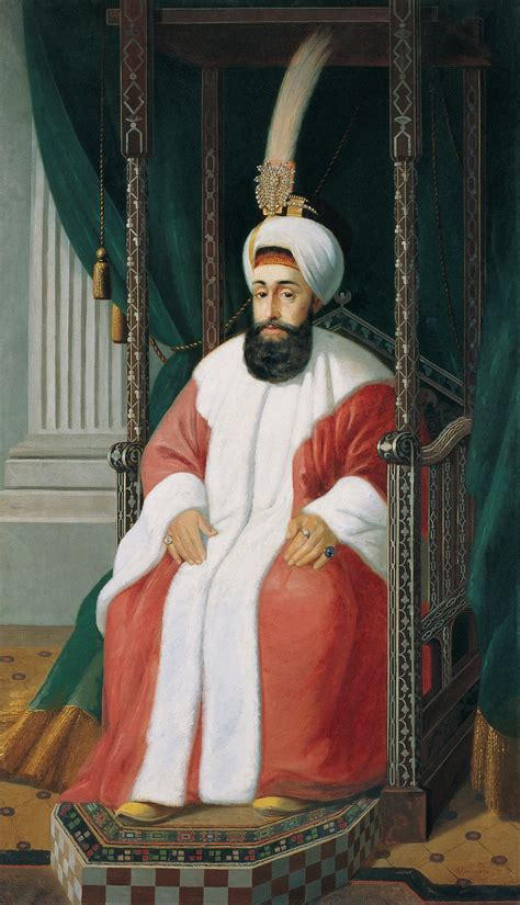 All Ottoman Sultans Today In Islamic History The Ottoman Coup Of 1807 Oh