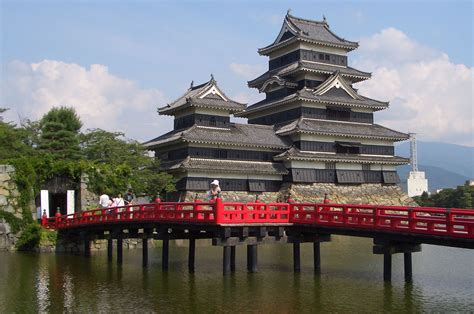 in japan matsumoto castle and museum budo