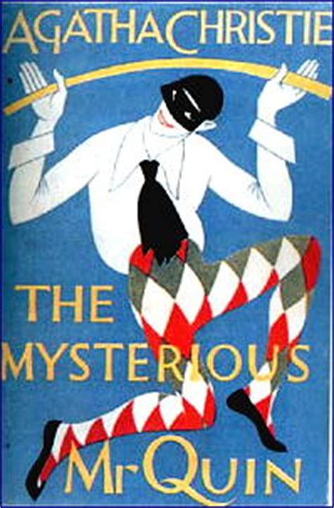 the mysterious mr quin 187 reviewed by lj roberts agatha christie the mysterious mr quin