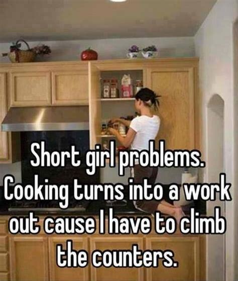 short girl problems funny pictures quotes memes jokes