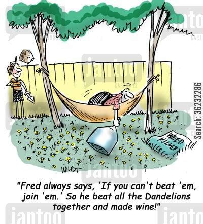 yard work humor from jantoo