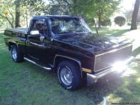 85 Chevrolet Truck For Sale 85 Chevy Truck Cars For Sale