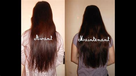 pousse de cheveux lente comment couper degrad 233 sur la longueur des cheveux