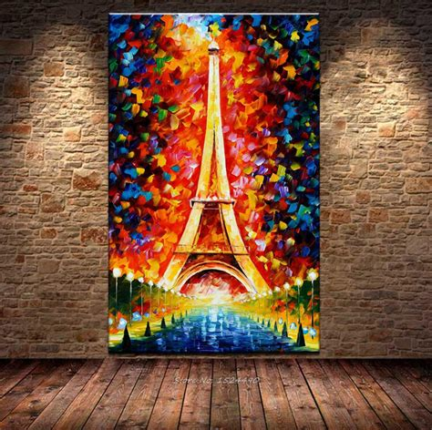 Handmade Painting - aliexpress buy 100 handmade city
