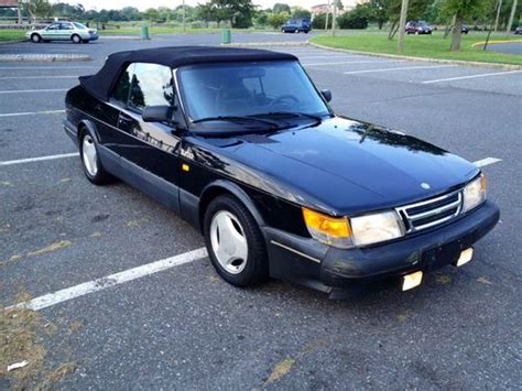 electric power steering 1988 saab 900 electronic toll collection sell used saab 900 car four door 4 door grey used in aurora colorado united states for