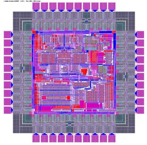 layout of vlsi vlsi fuzzy logic processor design