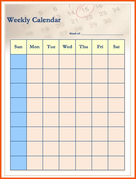 one week calendar template one week calendar template office driverlayer search engine