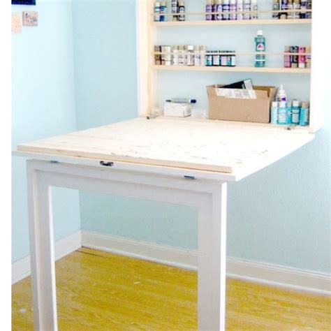 Small Craft Desk Fold Table Fold Up Pic Frame Pinterest Pictures Tables And Kitchen Tables
