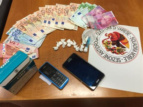 ufficio igiene busto arsizio varese la polizia arresta un cittadino albanese per