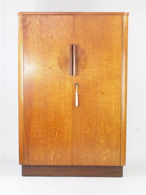Wardrobe Makers by Small Deco Oak Wardrobe With Makers Label 327069