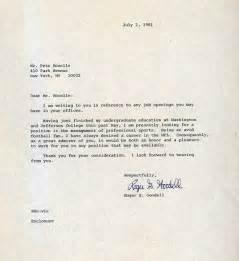 roger goodell s letter to pete rozelle photo