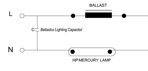 28 wiring diagram of fluorescent l with capacitor 188