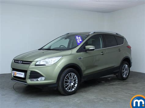 ford kuga used uk used ford kuga for sale second nearly new cars