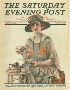 saturday evening post 1821 comic books