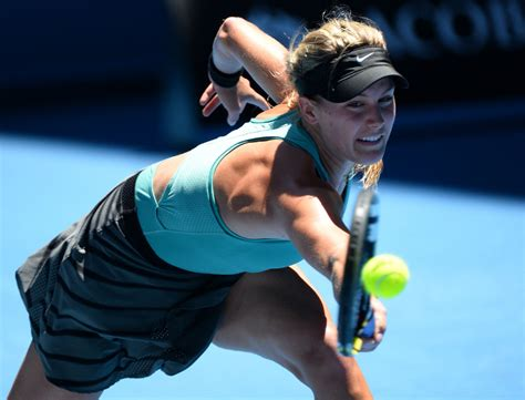 50 Best Wardrobe In Sports by Eugenie Bouchard Reaches Australian Open Semifinals