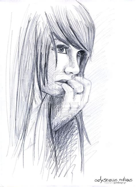 emo drawings creative commons attribution noncommercial