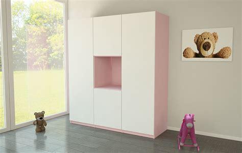 kleiderschrank rosa kleiderschrank in rosa meine m 246 belmanufaktur