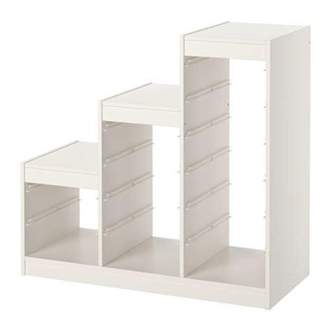 Ikea Trofast trofast frame white 99x44x94 cm ikea