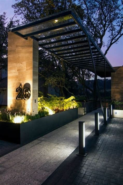 25 best ideas about entrance design on house