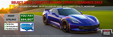 nh corvette dealers new corvettes at macmulkin chevrolet in nashua nh
