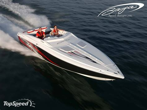 baja boats 2007 baja 35 outlaw picture 188617 boat review top speed